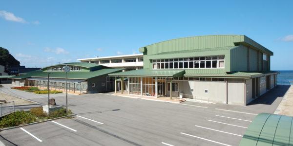 大谷小中学校(珠洲市大谷町)